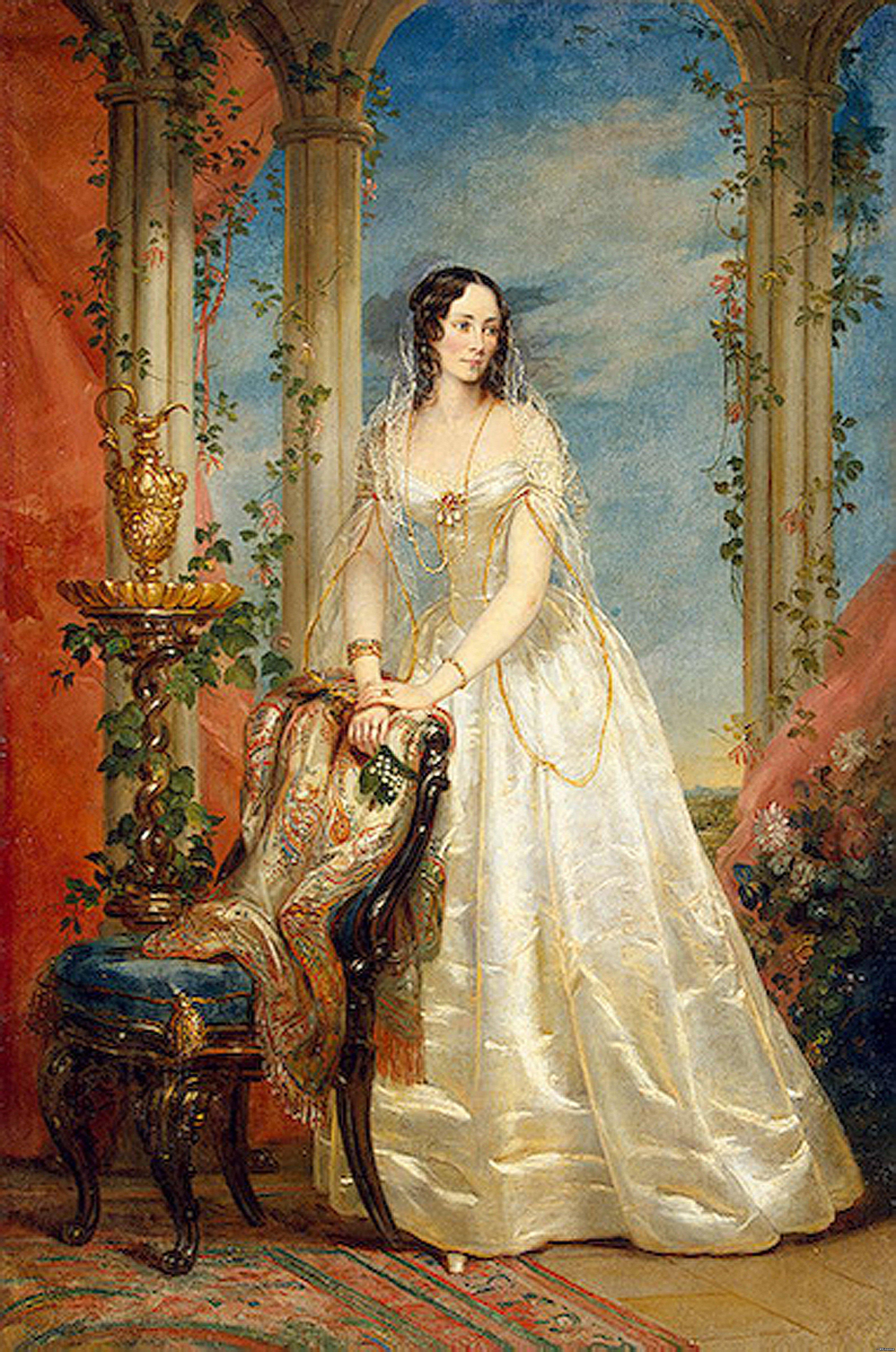Зинаида юсупова княгиня все фото и портреты 3